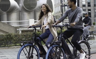 Swapfiets launches electric bicycles in Antwerp